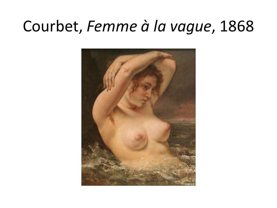 Ingres, Bain turc, 1848-1863
