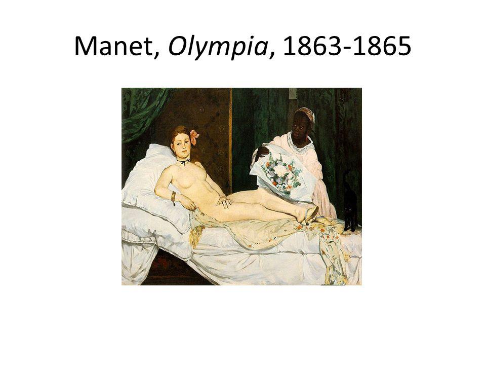 Manet, Déjeuner sur lherbe, 1863