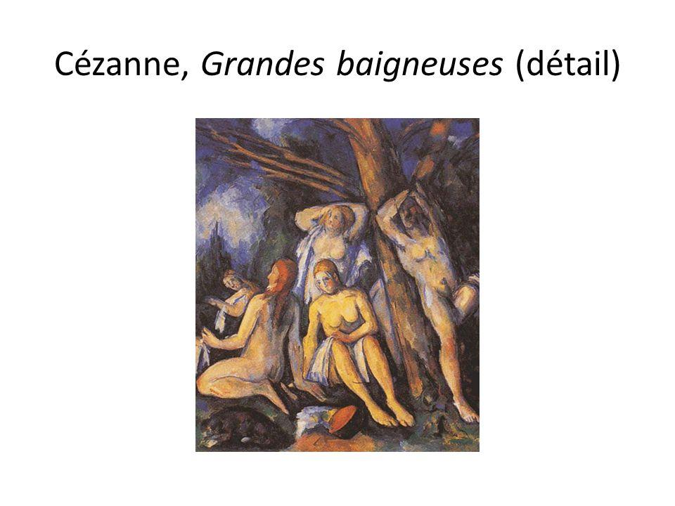 Picasso, Demoiselles dAvignon, 1906- 1907