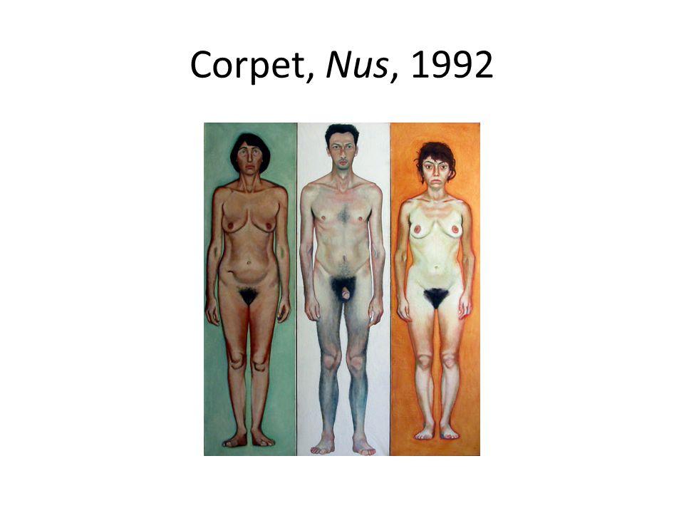 Corpet, Nus, 1992