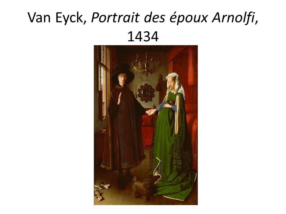 Van Eyck, Adoration de lagneau mystique
