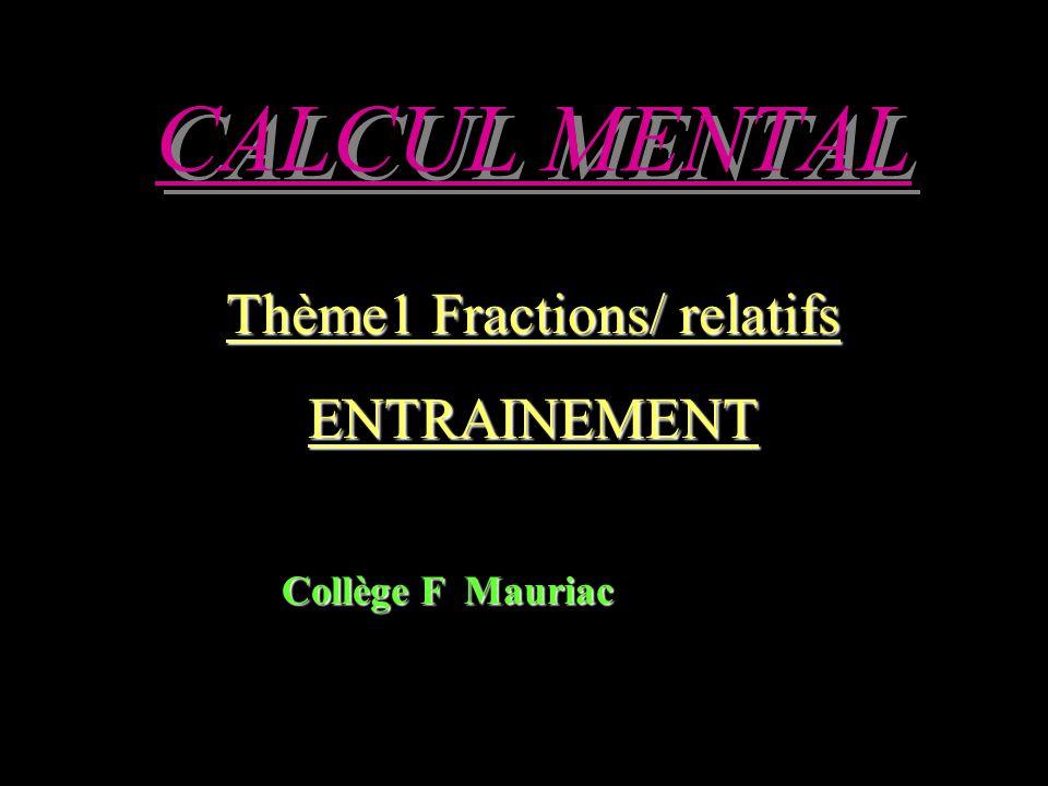 Calculez! –1–1 9 eme calcul