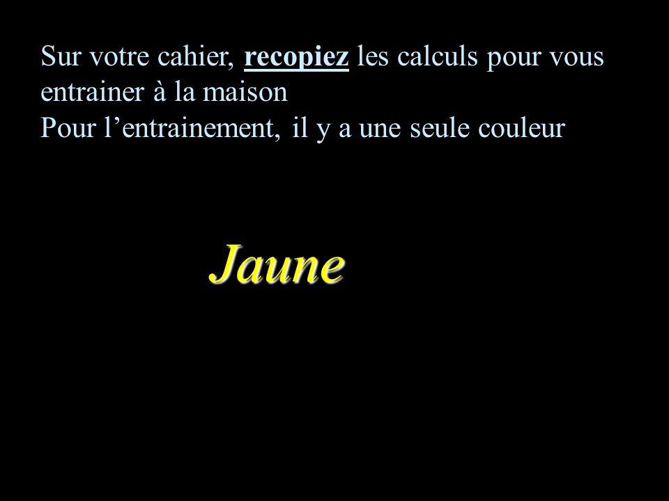 CALCUL MENTAL Thème1 Fractions/ relatifs ENTRAINEMENT Collège F Mauriac