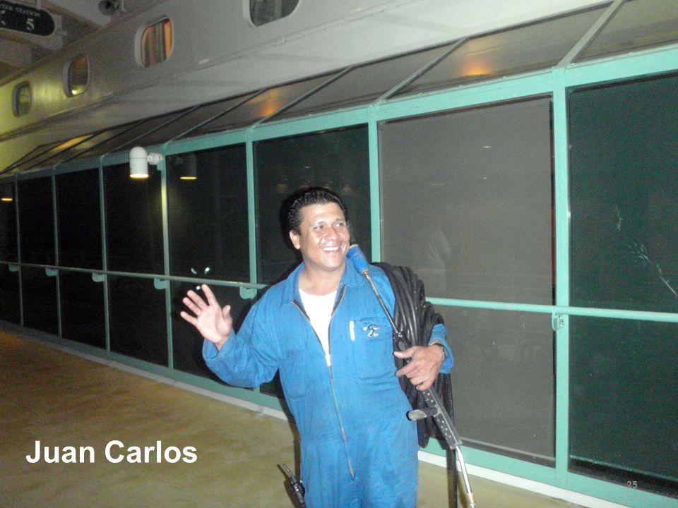 25 Juan Carlos