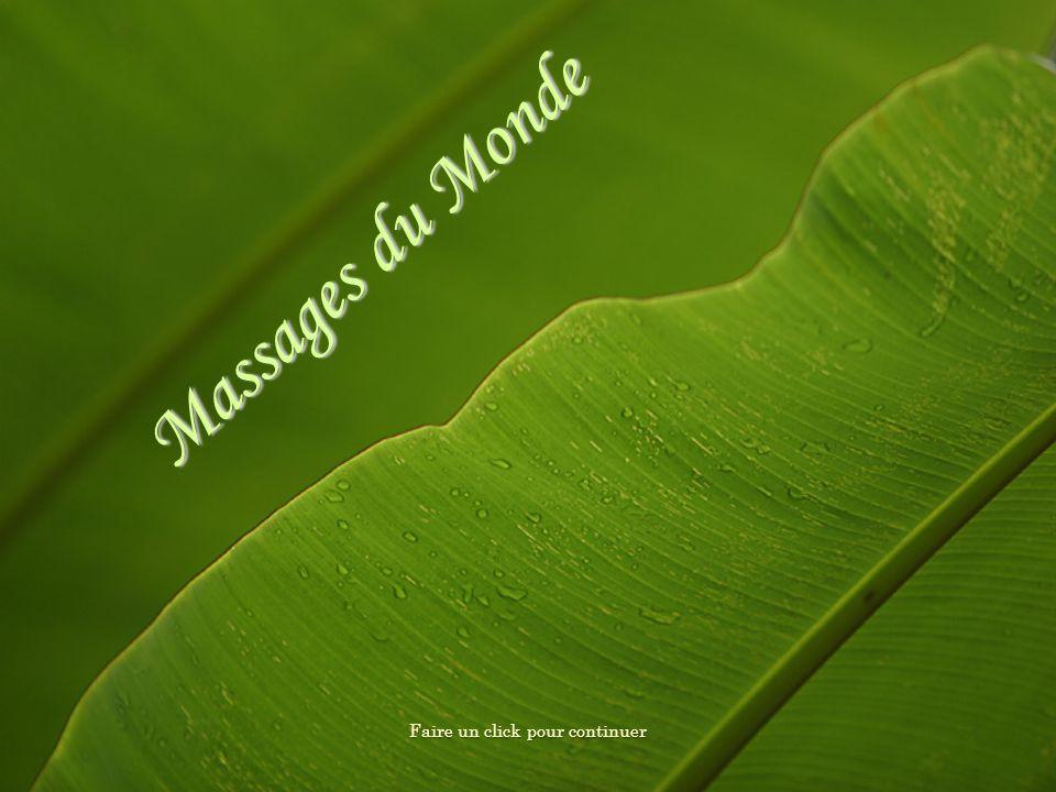Massages du Monde Faire un click pour continuer