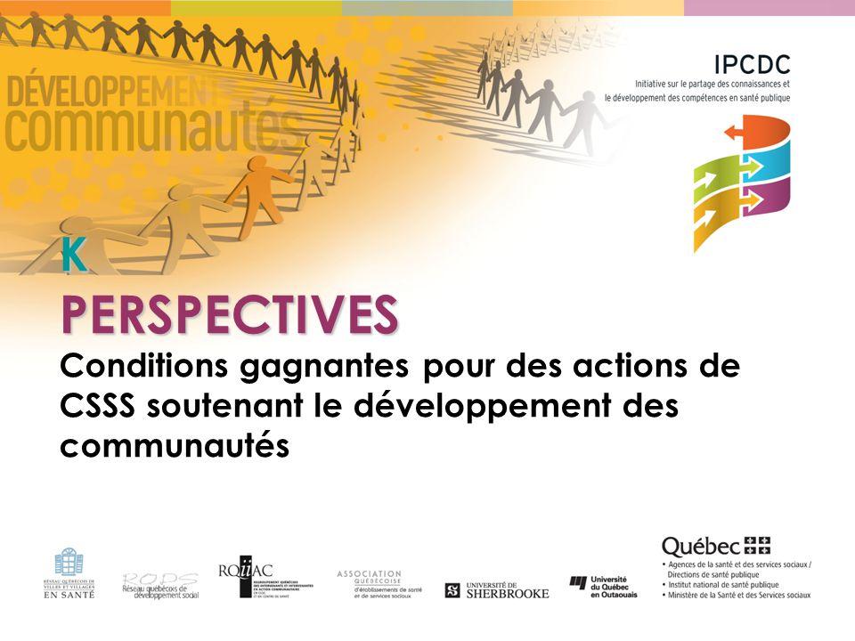 12 Comme institution, le CSSS a-t-il une approche participative.