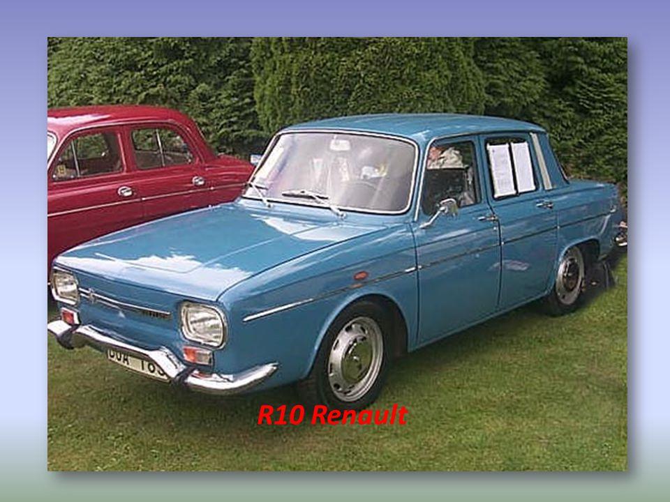 R10 Renault