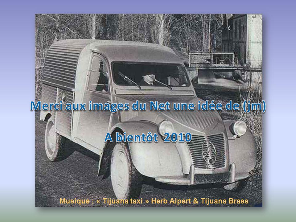 Musique : « Tijuana taxi » Herb Alpert & Tijuana Brass
