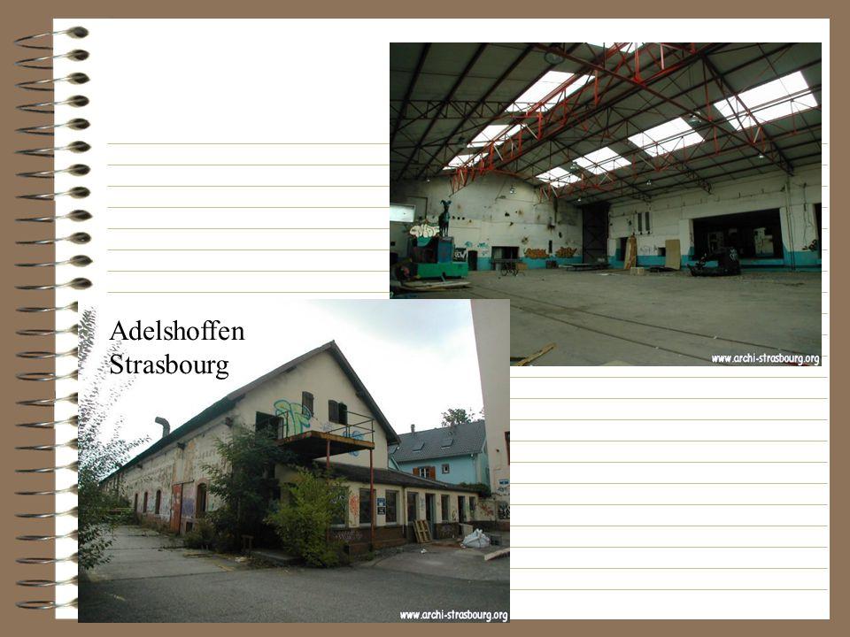 Adelshoffen Strasbourg