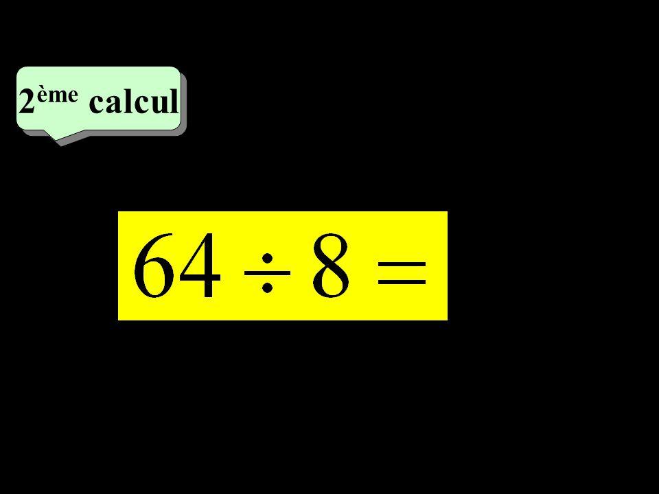 –1–1 2 ème calcul