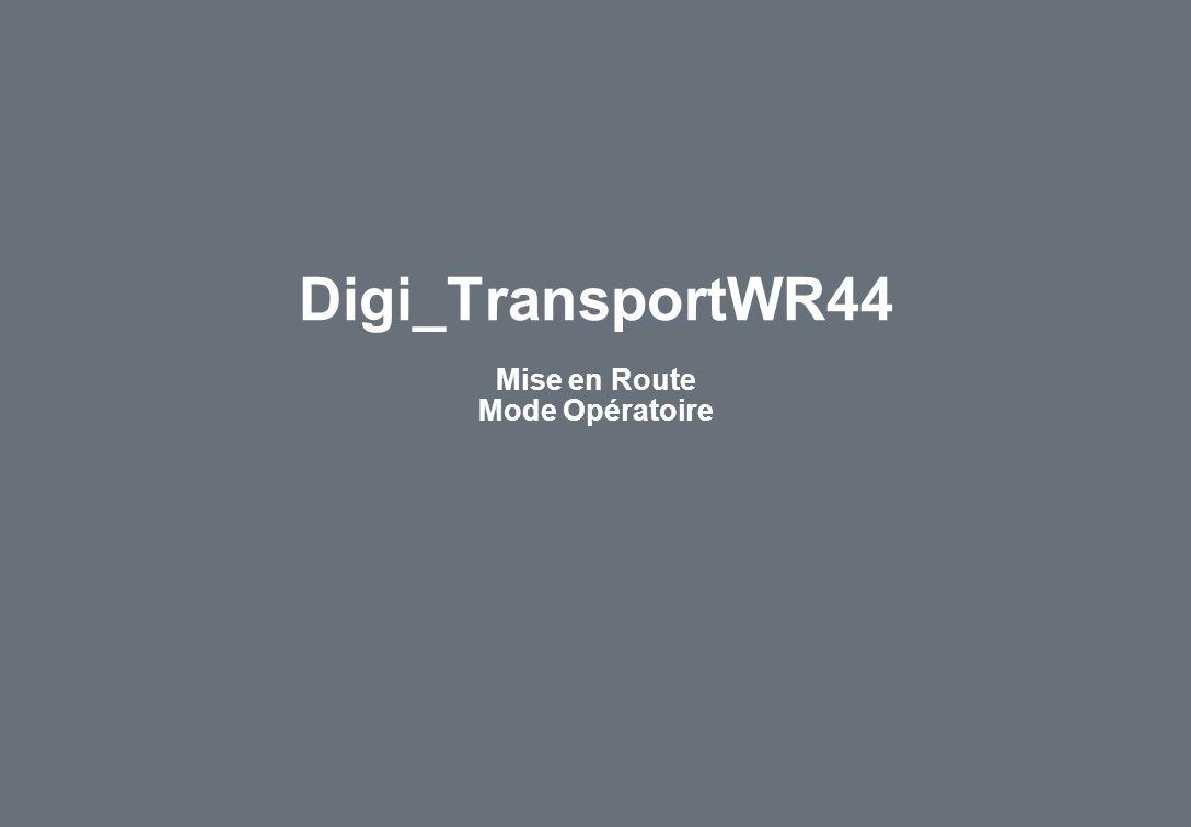 Configuration de la carte SIM-1 (1) Configuration > (2) Interface > (3) Mobile > (4) SIM1 > (5) Configure 1 2 3 4 5