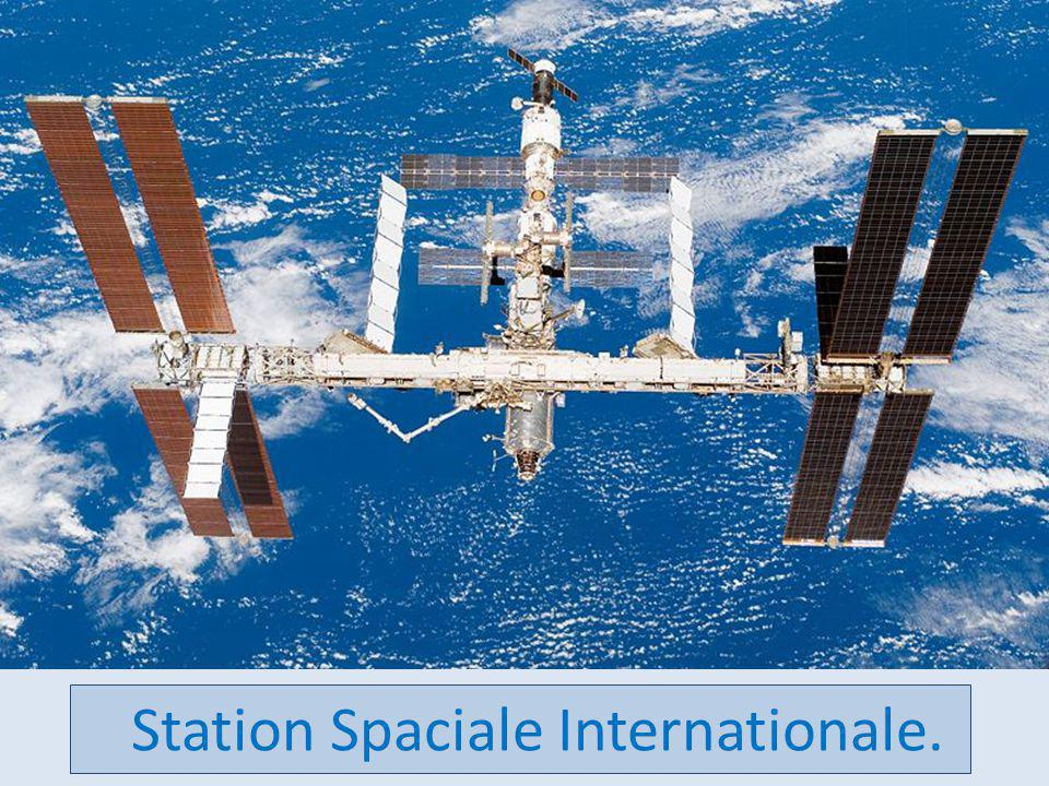 Station Spaciale Internationale.
