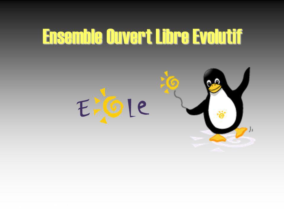 Eole Octobre 2002 DIJON – Ministère de la jeunesse, de l éducation nationale et de la recherche Ensemble Ouvert Libre Evolutif Séminiaire Eole Octobre 2002 DIJON