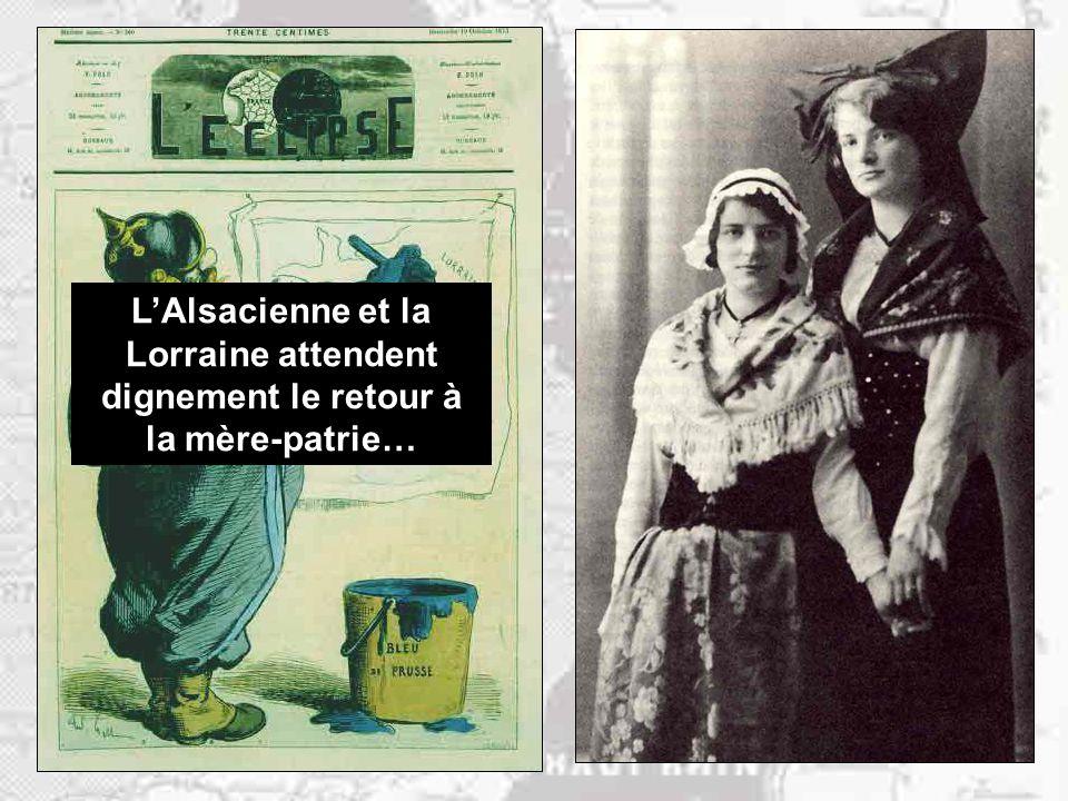 Certains documents évoquent la nostalgie… Ou lennemi menaçant…