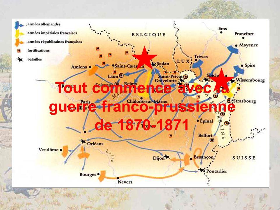 Une frontière… qui a laissé des traces… Borne visible aujourdhui sur les Crêtes des Vosges Guy VOIRIN 2008