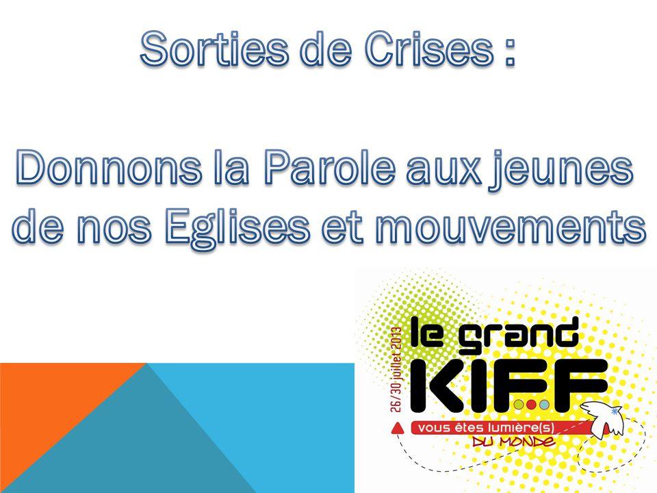LE GRAND KIFF CEST AUSSI DES BESOINS DE BÉNÉVOLES des offres disponibles progressivement sur www.engagement-protestant.fr