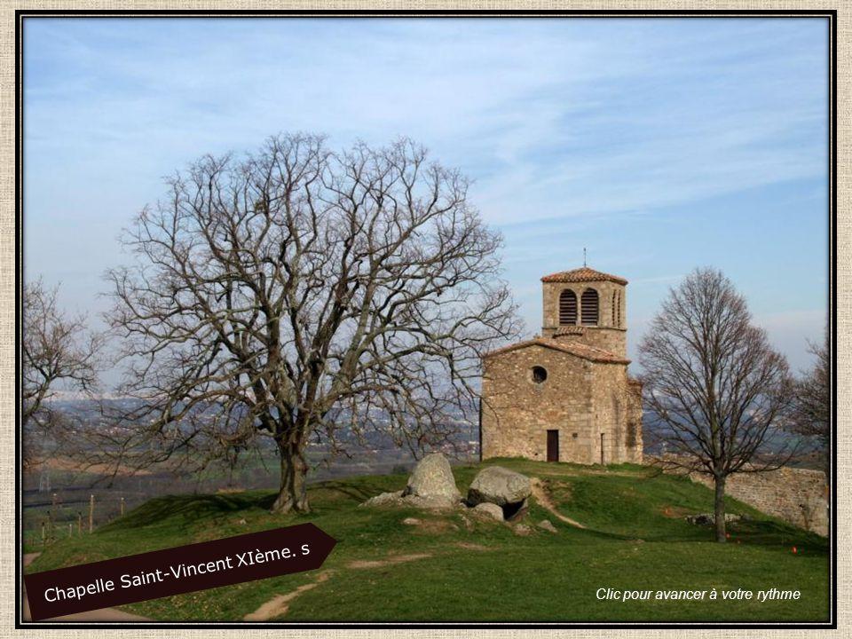 Chapelle Saint-Vincent XIème. s Clic pour avancer à votre rythme