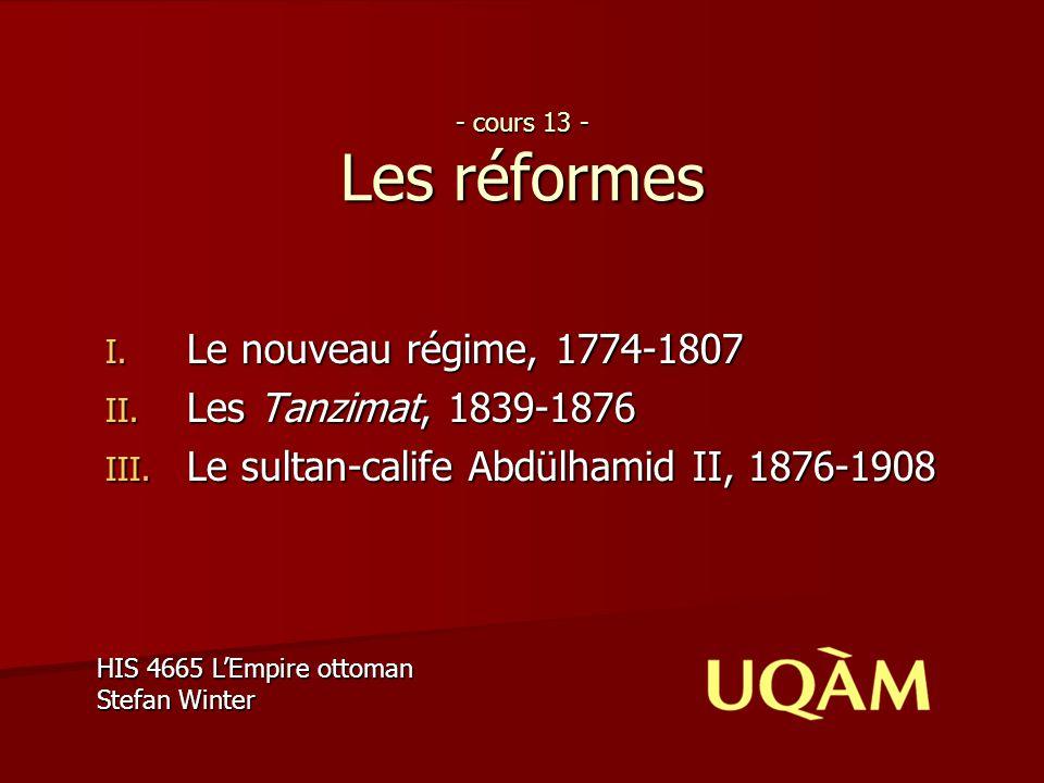 III.Le sultan-calife Abdülhamid II, 1876-1908 1. La crise, 1876-1878 2.