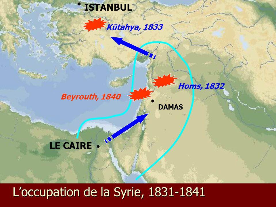 II. Les Tanzimat, 1839-1876 1. Les réformes 2. Les réformateurs
