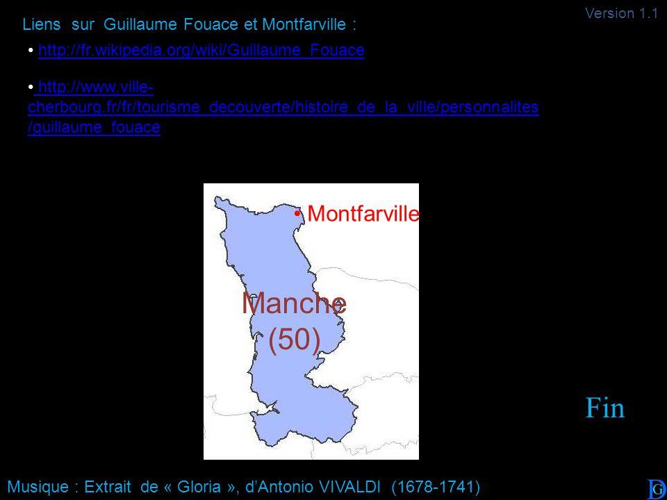 Biographie de Guillaume Fouace, par le site wikipedia : Fils de cultivateurs né au hameau de Jonville à Réville, il reprit la ferme familiale à l'âge