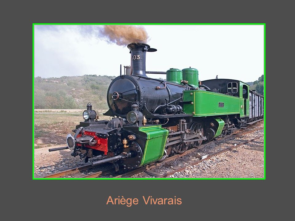 Ariège Vivarais