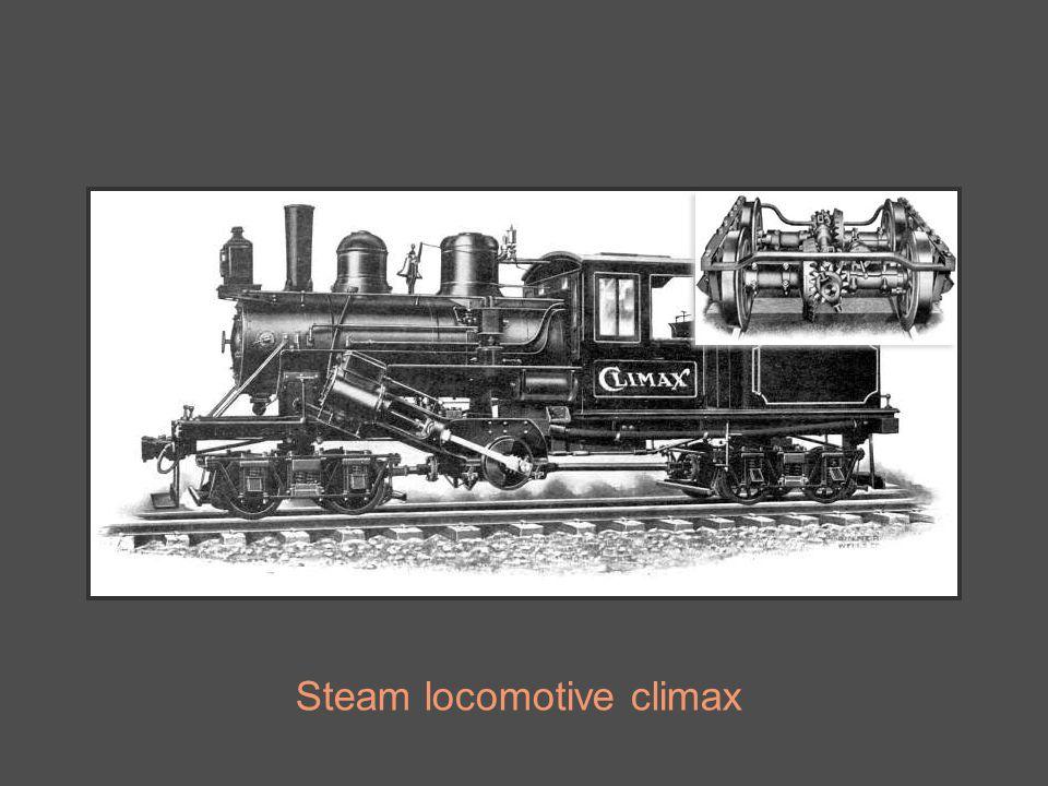 1804 Premier essai d'une locomotive à vapeur 1825 Premier transport de passagers en train 1830 Première ligne ferroviaire régulière 1837 Les débuts du