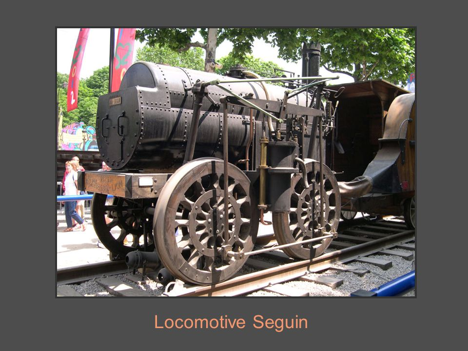 Locomotive Seguin
