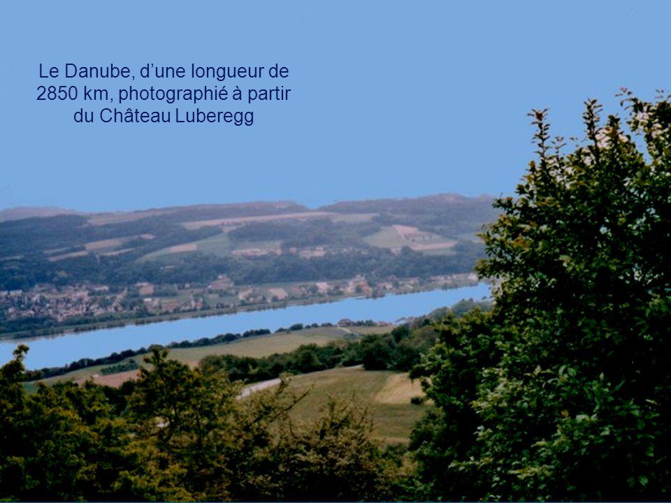 Salzbourg, Monastère qui a servi au tournage du film « La Mélodie du Bonheur »