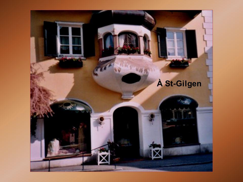 À St-Gilgen