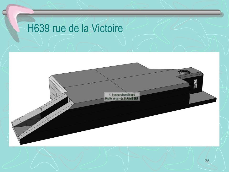 26 H639 rue de la Victoire