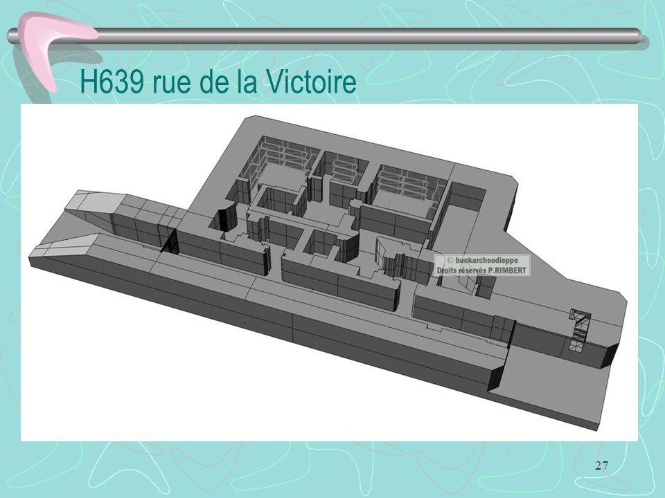 27 H639 rue de la Victoire