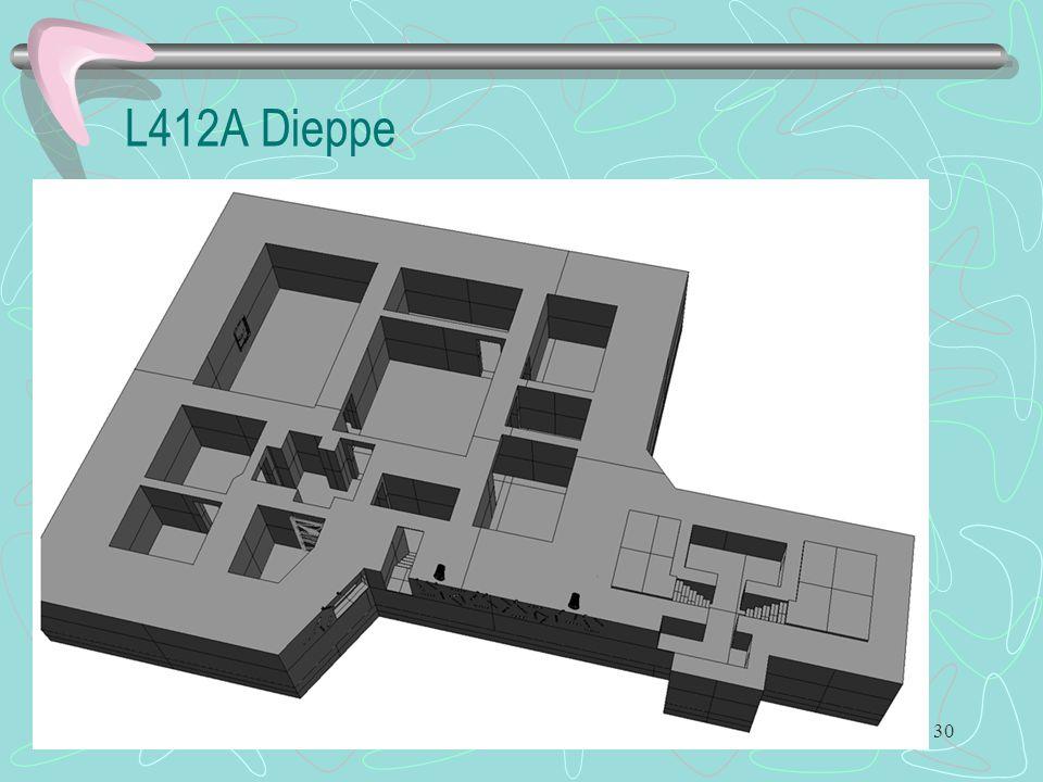 30 L412A Dieppe