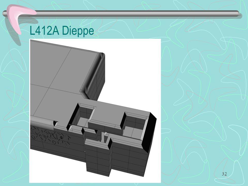 32 L412A Dieppe