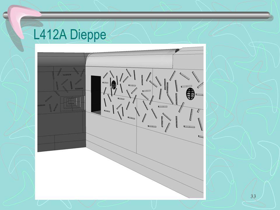 33 L412A Dieppe