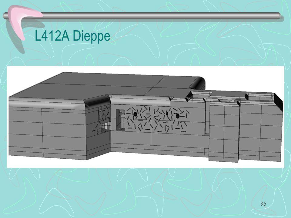 36 L412A Dieppe