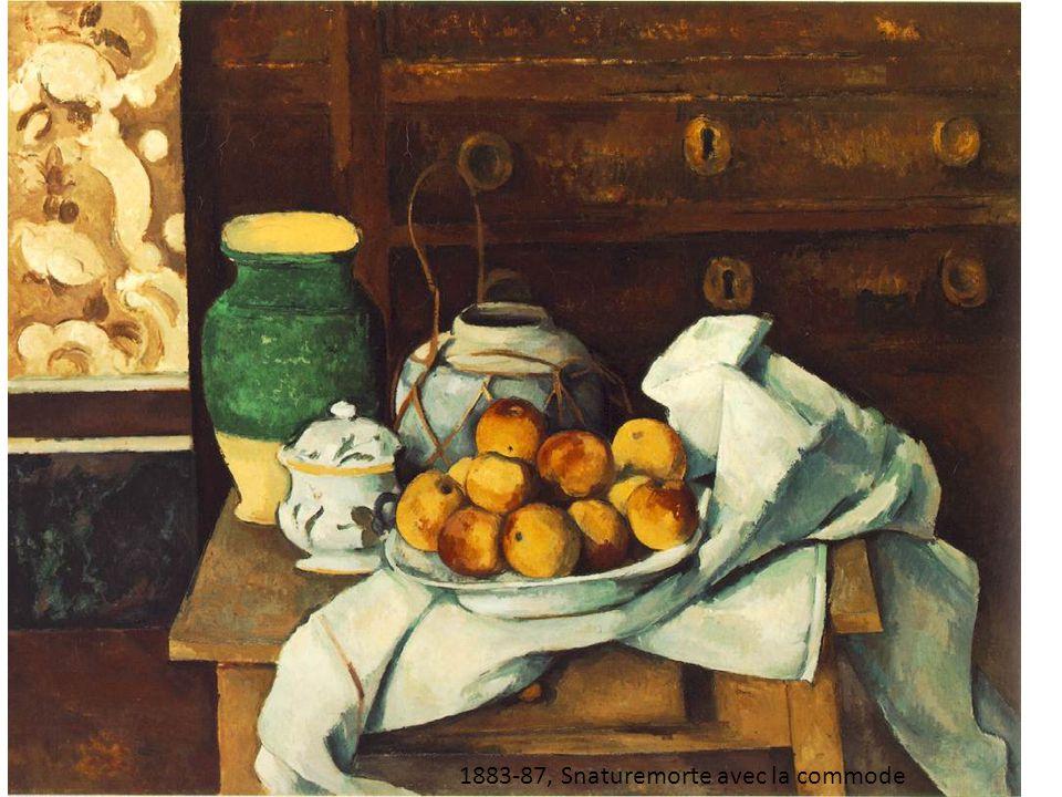 1883-87, Snaturemorte avec la commode