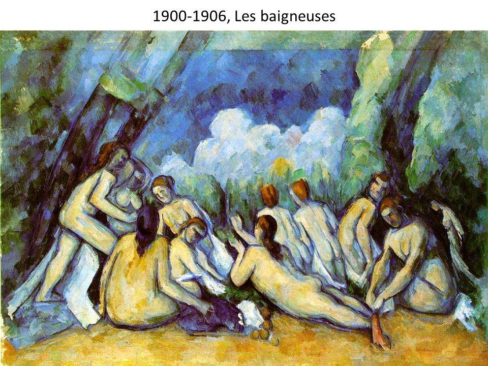 1900-1906, Les baigneuses