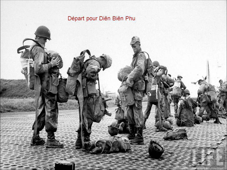 L'unité se distingue à nouveau lors de la bataille de Na San (parachutage dans la cuvette de Ban Som le 27 décembre 1952, lors de l'opération Hirondel