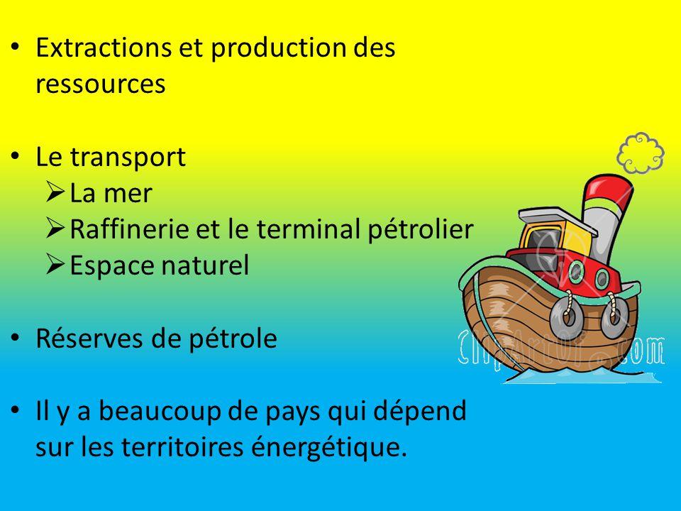 Les pays de lor noir Resources énergétique Compagnies pétrolières étrangers Les bénéfices tirés du pétrole et du gaz naturel L Arabie Saoudite
