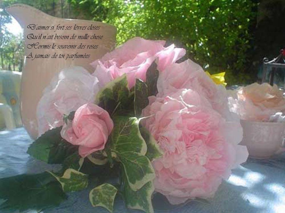 Heureux celui qui meurt d aimer