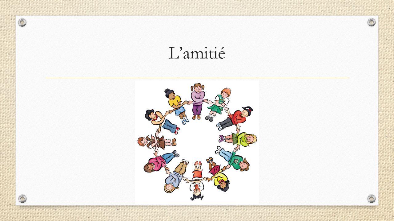 Lamitié