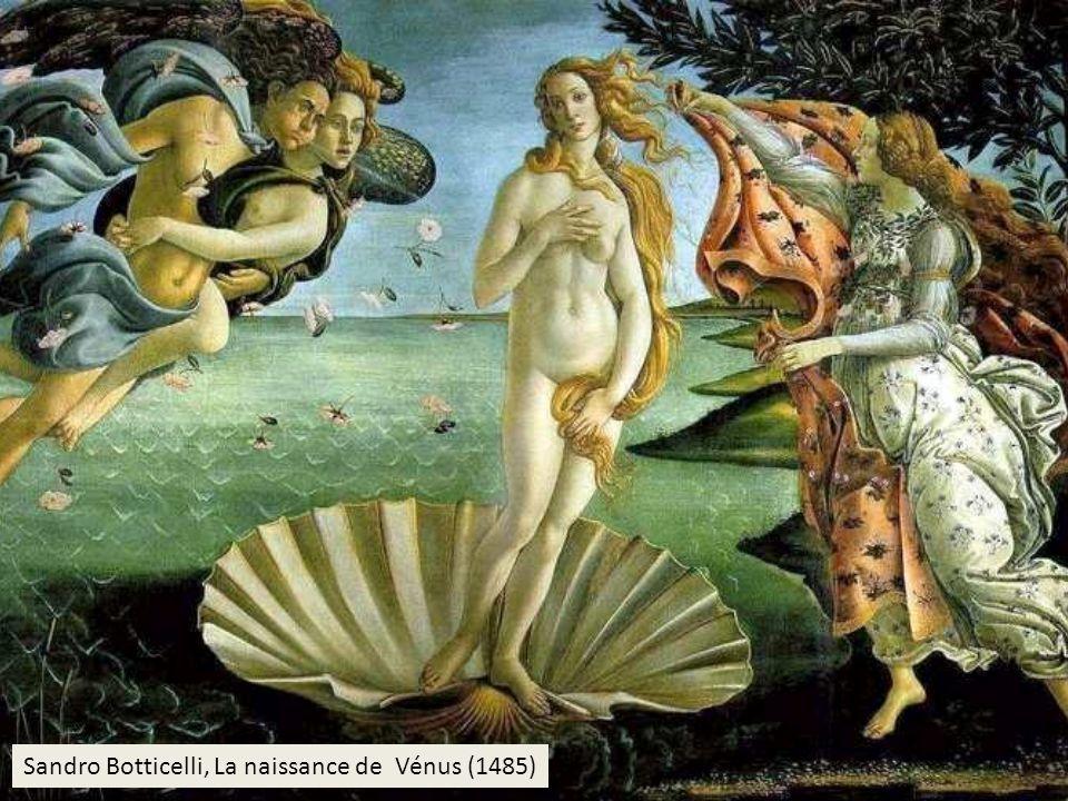 A la Renaissance, l influence de l antiquité est évidente.