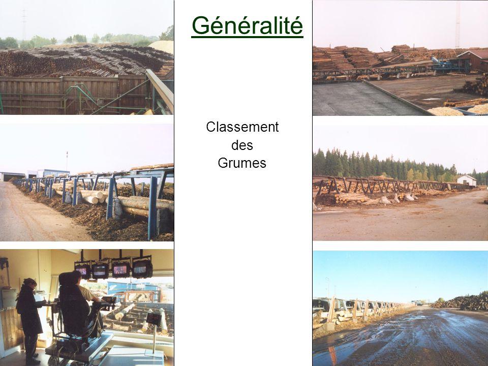 40 Généralité Classement des Grumes