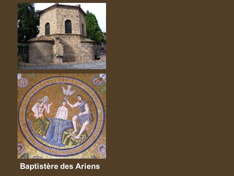 Baptistère des Ariens