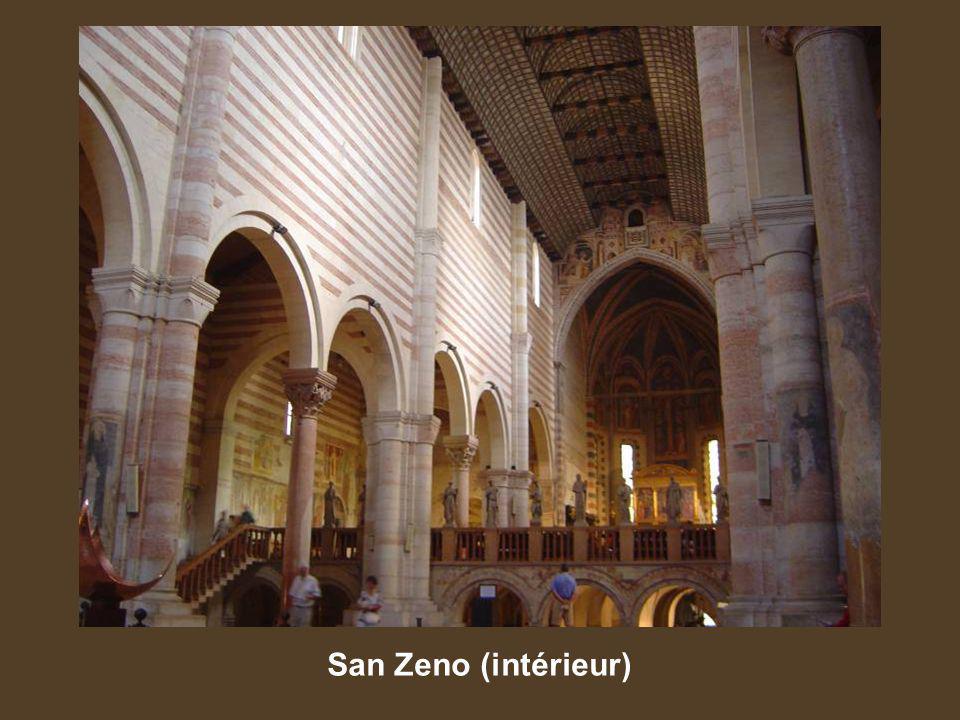 San Zeno (intérieur)