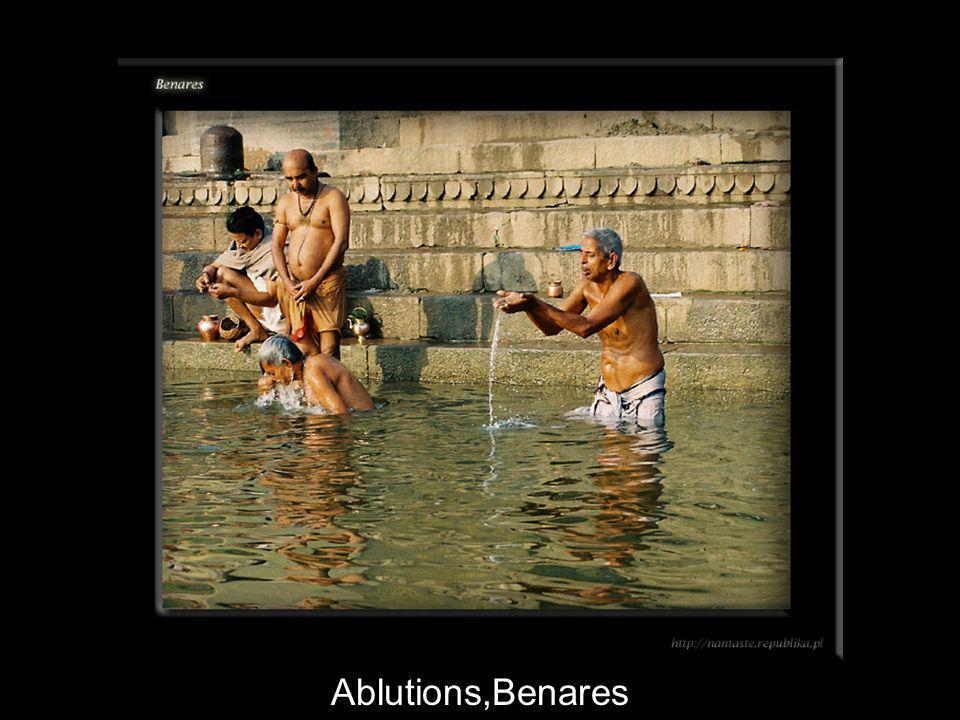 21 Ganges, Varanassi