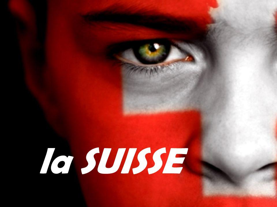 Où se trouve la Suisse ? au nord/sud de.. ? à lest / louest de… ? près de… ? loin de… ?