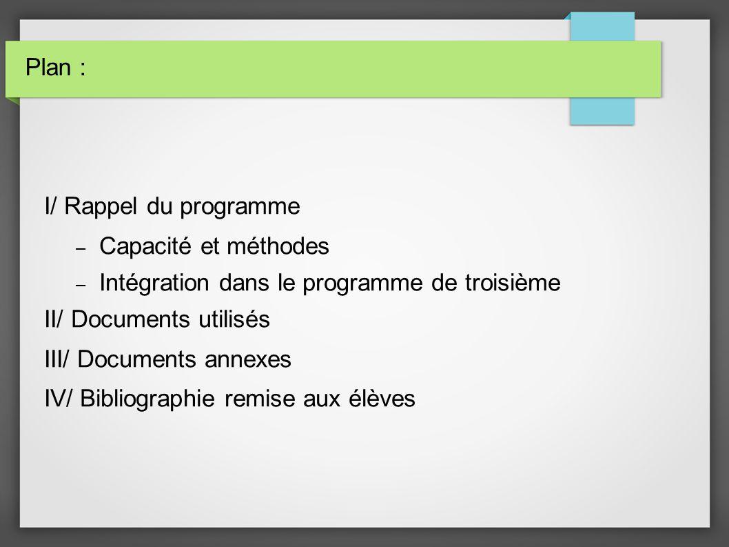 IV/ Bibliographie remise aux élèves Sites internet : - Une exposition en ligne en ligne sur les Gueules cassées : http://www.bium.univ-paris5.fr/1418/debut.htm ; http://www.bium.univ-paris5.fr/1418/debut.htm - Le site de l association nationale des Gueules cassées : http://www.gueules- cassees.asso.fr ; http://www.gueules- cassees.asso.fr Des romans et leurs adaptations cinématographiques : - La chambre des officiers, Marc Dugain, J-C Lattès, 1998 ; l adaptation cinématographique sous le même titre réalisée par François Dupeyron en 2001 ; -Johnny s en va-t-en guerre, Donald Trumbo, Babel, 2004 [Johnny Got His Gun, 1939] ; adaptation cinématographique sous le même titre par Donald Trumbo en 1971.