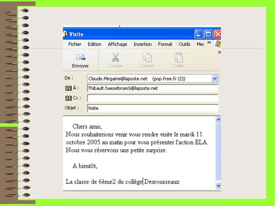 CM 2 et sixième, les apprentis écrivains Lieu : Collège Desrousseaux Classe concernée : Sixième 2.