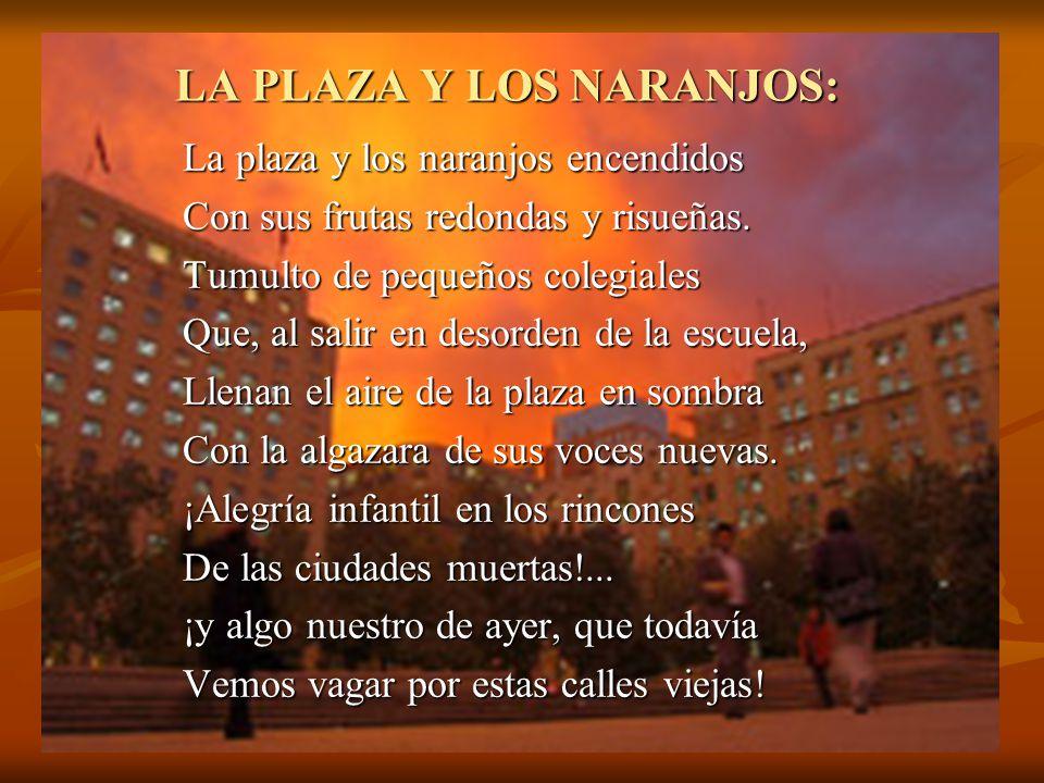 Exercice 1 Soulignez les mots qui expriment les caractéristiques, les formes… Par exemple: estas calles viejas